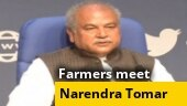 Farmer union from Baghpat meets Narendra Tomar, pledges support to farm laws