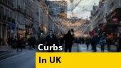 Curbs over new coronavirus strain dampens Christmas joy in UK