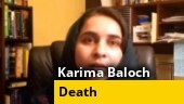 Protest rallies held in Pakistan over Karima Baloch's death