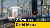 PM Modi to flag off India's first driverless metro in Delhi today