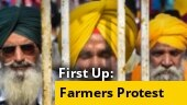 Delhi Chalo: Farmers up the ante; ED summons Sanjay Raut's wife in PMC bank scam case; more
