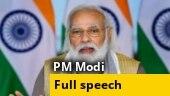 PM Modi inaugurates New Bhaupur-New Khurja section of eastern dedicated freight corridor in Uttar Pradesh