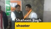 Shaheen Bagh shooter joins BJP