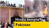 Hindu community stages protest after mob demolishes century-old temple in Pak's Khyber Pakhtunkhwa