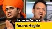 Row erupts after Tejasvi Surya, Anant Hegde oppose naming of roads after Muslims in Bengaluru