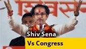 Aghadi Aurangabad row: Congress Vs Sena on rename demand