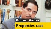 Income Tax officials record Robert Vadra's statement in benami properties case