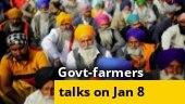 No breakthrough in govt-farmers talks, next meeting on Jan 8