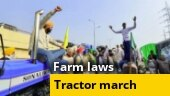 Farmers to take out tractor march on January 7