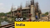 India's GDP set to shrink 7.7% in FY21