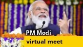 Watch: PM Modi holds virtual meet with CMs over vaccine rollout plan
