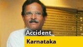 Union Minister Shripad Naik's condition now stable after accident in Karnataka, says Goa CM