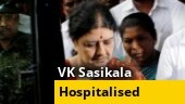 Sasikala moved to Bengaluru's Bowring Govt Hospital days before her release