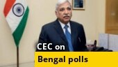 To assess CRPF deployment in Bengal: Election Commission on WB polls