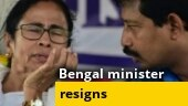 Bengal forest minister resigns from Mamata Banerjee cabinet ahead of polls