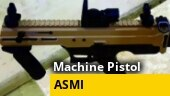 DRDO, Army develop India's first indigenous machine pistol ASMI