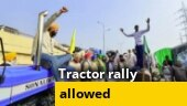 Delhi Police allows restricted tractor rally on Republic Day