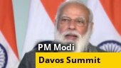India turned fight against Covid-19 into a mass movement: PM Modi at Davos