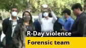 R-Day violence: Forensic team visits Delhi's ITO area