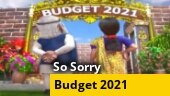 So Sorry | Budget 2021: Economy Ki Bhool Bhulaiya