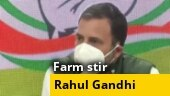 Farmers' stir: Rahul Gandhi hits out at govt, asks why is Delhi being converted into a fortress
