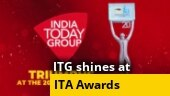 India Today TV, Aaj Tak shine at ITA Awards, Aroon Purie conferred Hall of Fame award