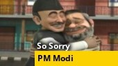So Sorry: Modi aur Azad ki dosti