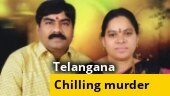 Telangana's spine-chilling murder: Lawyer couple silenced for taking on neta? | Watch