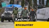 3 militants, cops killed in encounters in Kashmir