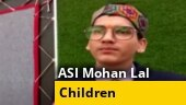 Pulwama martyr ASI Mohan Lal's children wish to join CRPF
