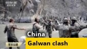 China's Galwan meltdown: China releases clash footage to hide its dead