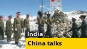 India, China to hold military talks today on further withdrawal
