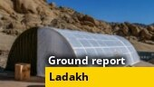 Ground report: Solar-heated tents for Ladakh soldiers invented by Sonam Wangchuk