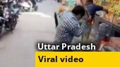 Chaat vendors clash over customers in UP's Baghpat, video goes viral