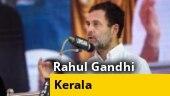 Rahul Gandhi says Kerala's politics not superficial, BJP accuses him of 'dividing India'
