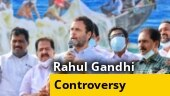 Rahul Gandhi's comments trigger major North-South divide | Watch