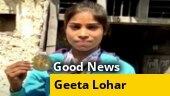 Good News Today: Daughter of labourers, 20-year-old Rajasthan girl becomes race walking champion!