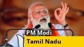 Congress-DMK meetings are like corruption hackathons: PM Modi in Tamil Nadu