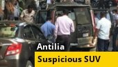 Suspicious SUV with explosives found outside Mukesh Ambani's residence Antilia in Mumbai
