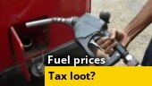 Fuel price hike: Tax loot or a big necessity?