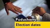 Puducherry election dates out: Single-phase polling in Puducherry on April 6