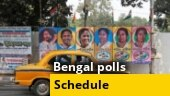 West Bengal election dates out: Voting to be held in 8 phases from March 27 till April April 29