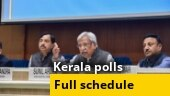 Kerala election dates out: Single-phase polls to be held on April 6, counting on May 2