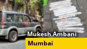 Mukesh Ambani bomb scare case: Vehicle of accused spotted at Mulund Toll Naka in Mumbai | Watch
