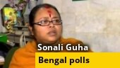 TMC MLA Sonali Guha likely to join BJP after party denies ticket