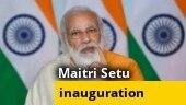 PM Modi inaugurates 'Maitri Setu' between India, Bangladesh