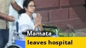 WATCH: Mamata Banerjee discharged from hospital after condition improves