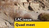 China's LAC agression discussed at Quad meet, say sources