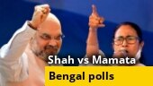 Bengal showdown: BJP seeks EC's action against Mamata for her 'smear campaign' against Shah