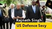 'Comprehensive and fruitful': Rajnath Singh on US Defence Secretary meet